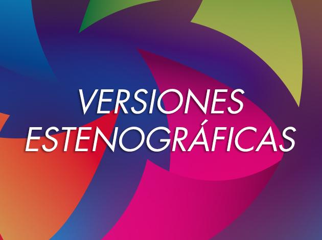 versiones_estenograficas