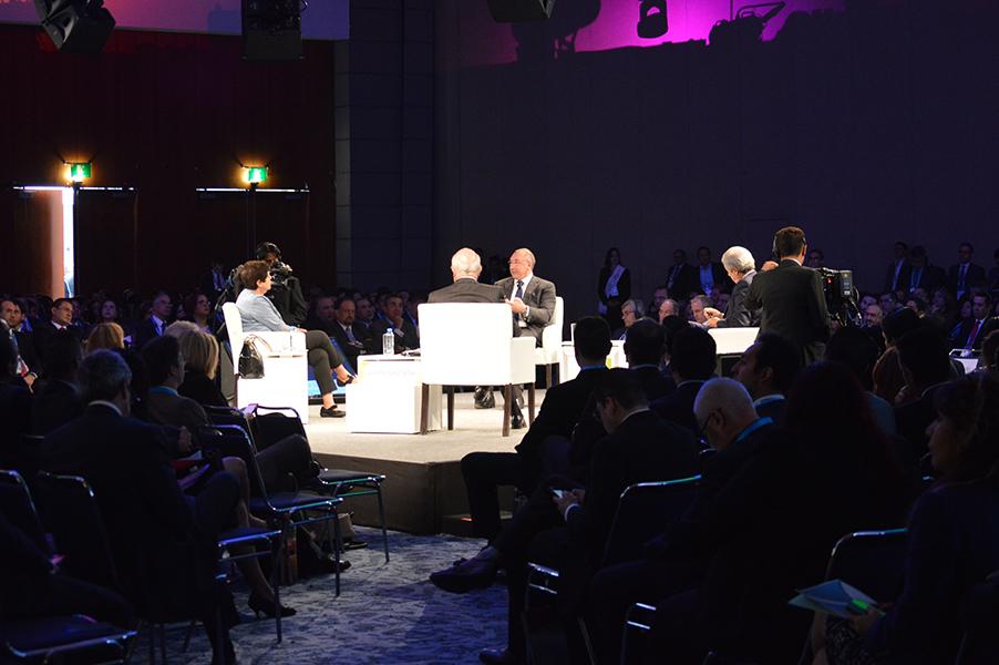 Panel: ¿Qué necesita México para alcanzar un mejor futuro?